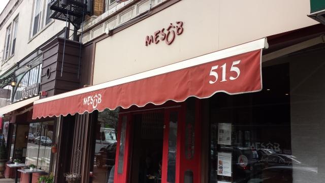 Mesob Restaurant Montclari, NJ