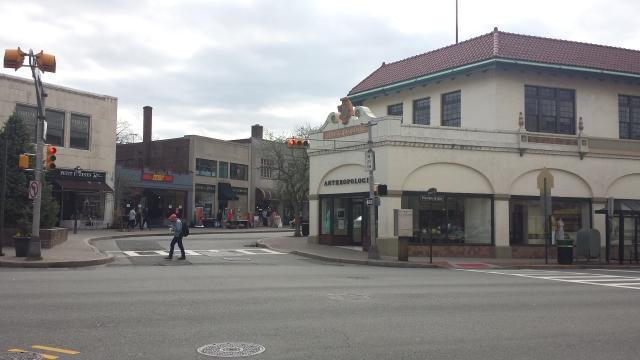 Church Street Meydanı Montclair, NJ