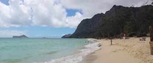 Waimanalo Plajı
