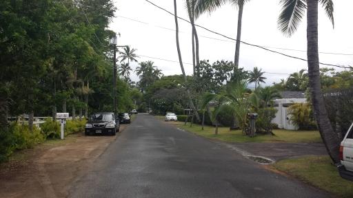 Kailua'nın Ara Sokakları
