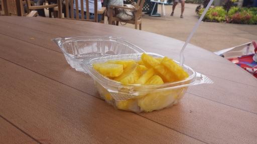 Taze Dole Ananasları