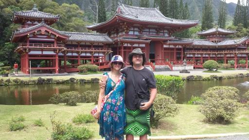 Byodo-In Budist Tapınağı