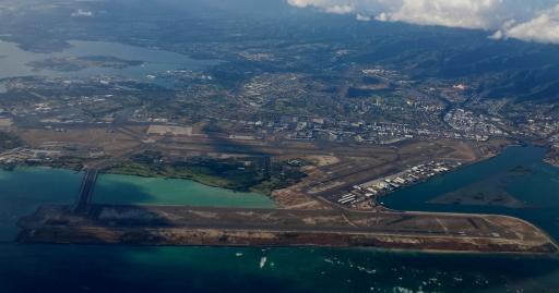 Kuşbakışı Oahu - Honolulu Havalimanı