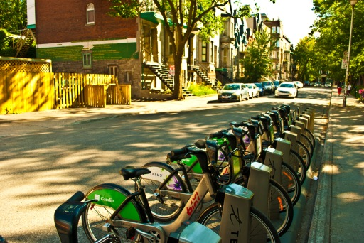 Herkesin Kullanabildiği Bisikletler