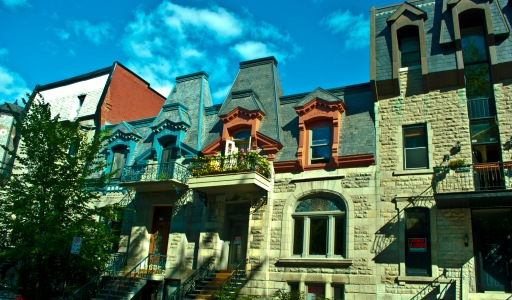 Montreal Evleri
