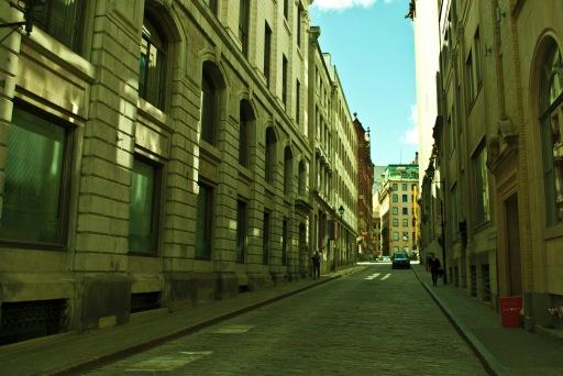 Montreal Sokakları
