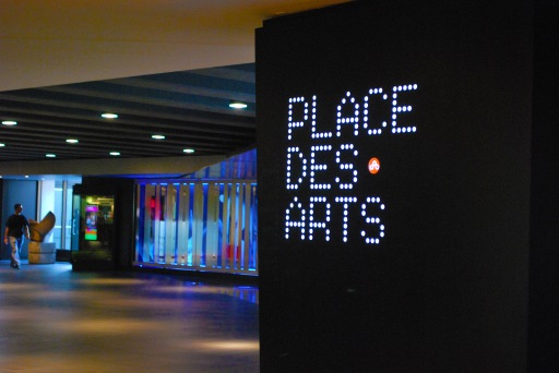 Places Des Arts Metro