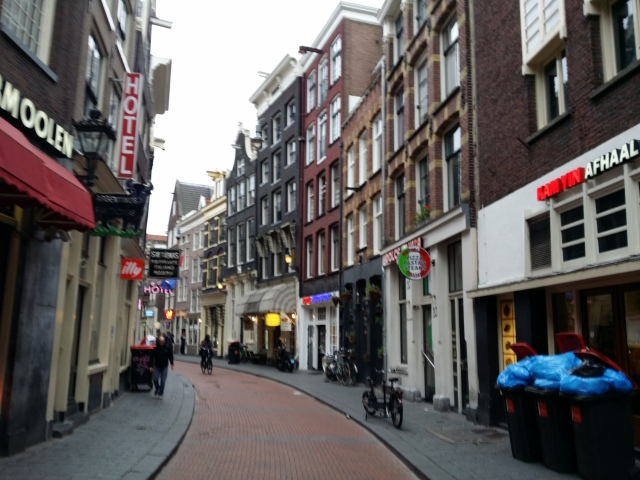 Warmoestraat