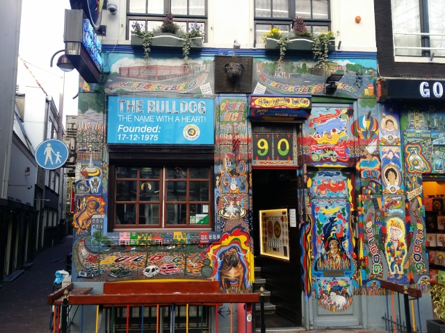 The Bulldog - ilk Coffeeshop