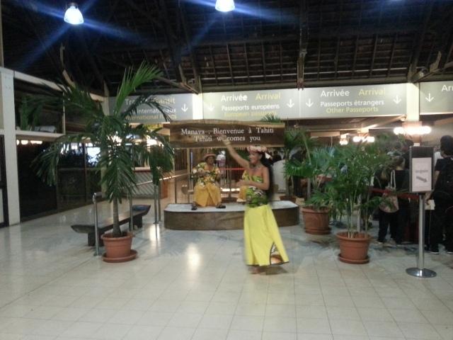 Tahiti Havaalanı
