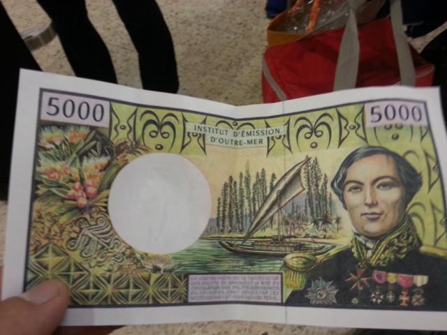 Tahiti Parası