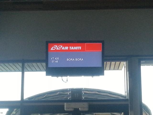 Sonunda Bora Bora!!!!