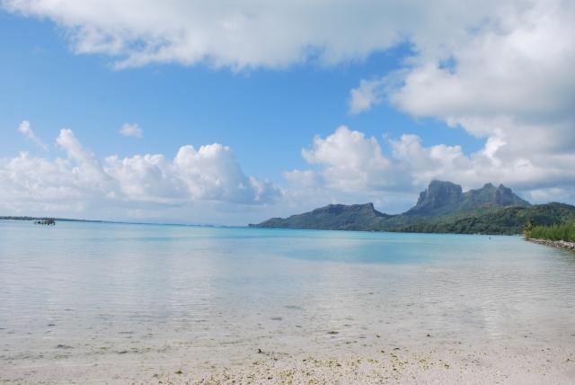 Bora Bora Havaalani :)