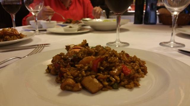 Restaurant 7 Portes's Paella