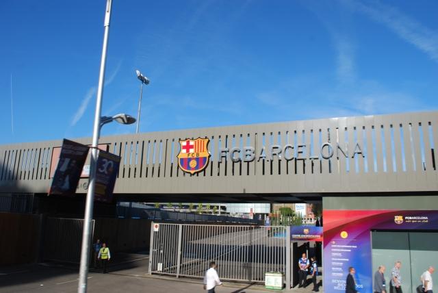 Camp Nou Stadyumu